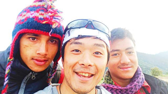 ネパール一人旅